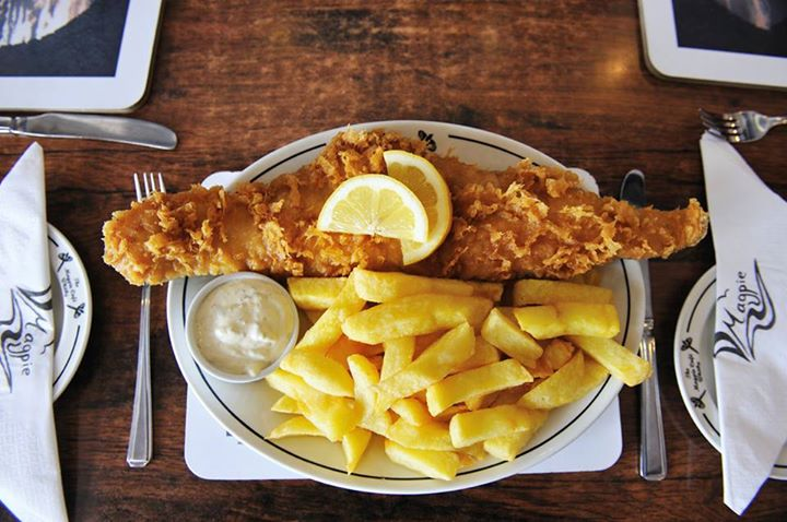10 restaurantes para iniciantes em londres for Terrace fish and chips