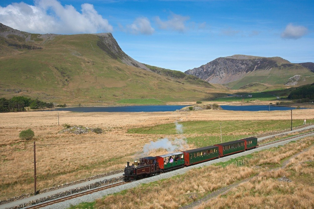 Welsh Highland Railways © Visit Wales