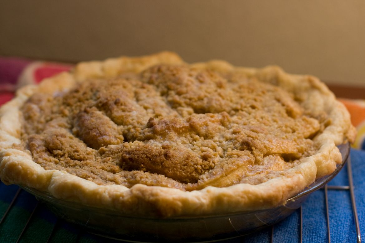 Apple pie by Caitlin Childs on Flickr