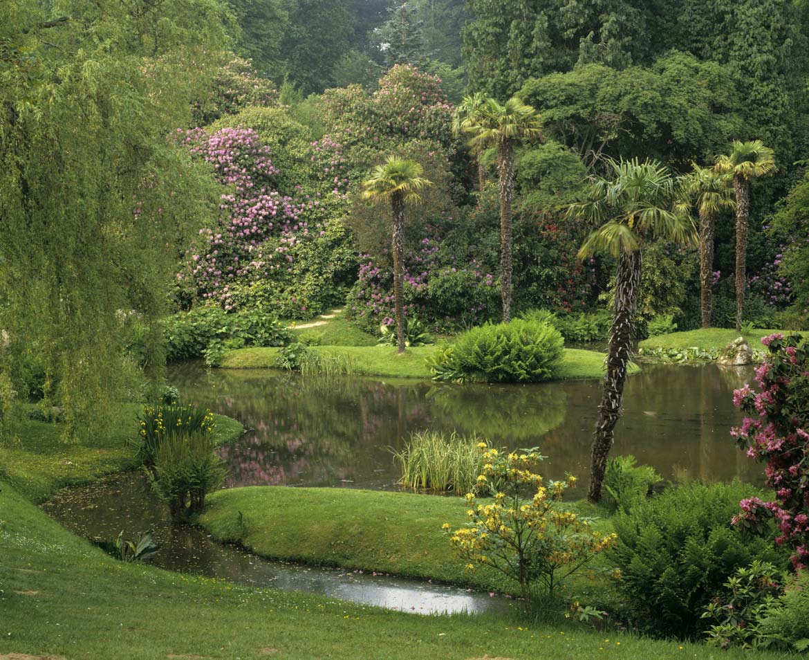 Sheffield Park Garden ©National Trust Images Nick Meers