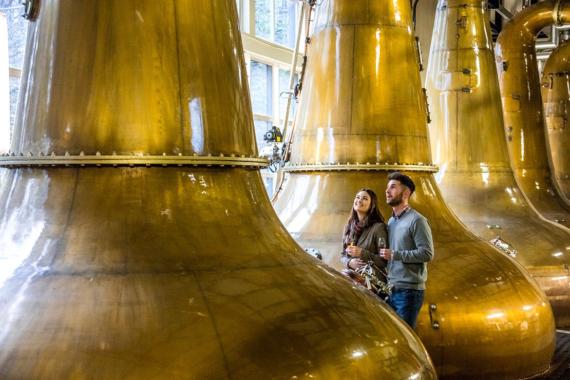 Glen Ord Distillery, Scotland