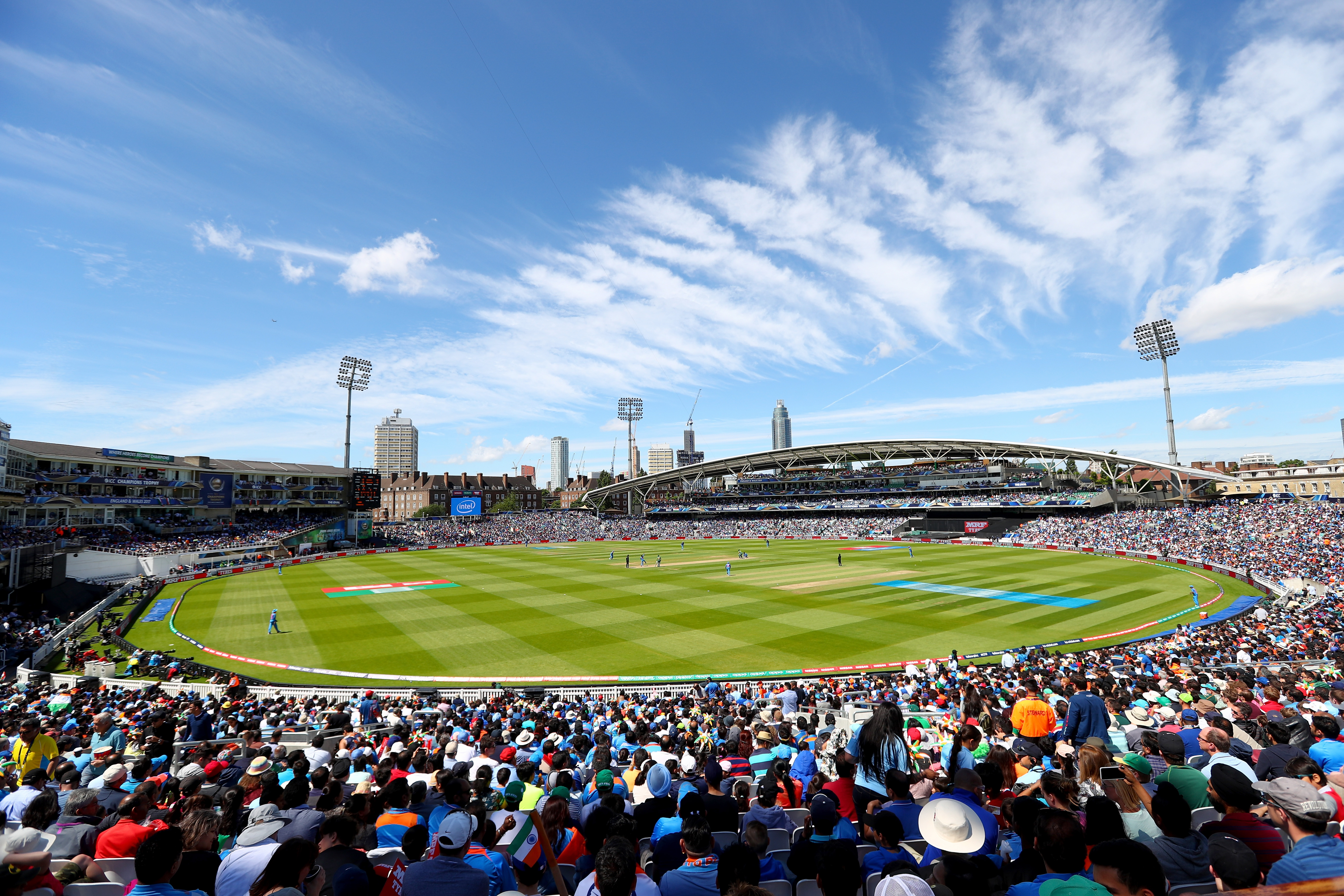 The Oval | VisitBritain