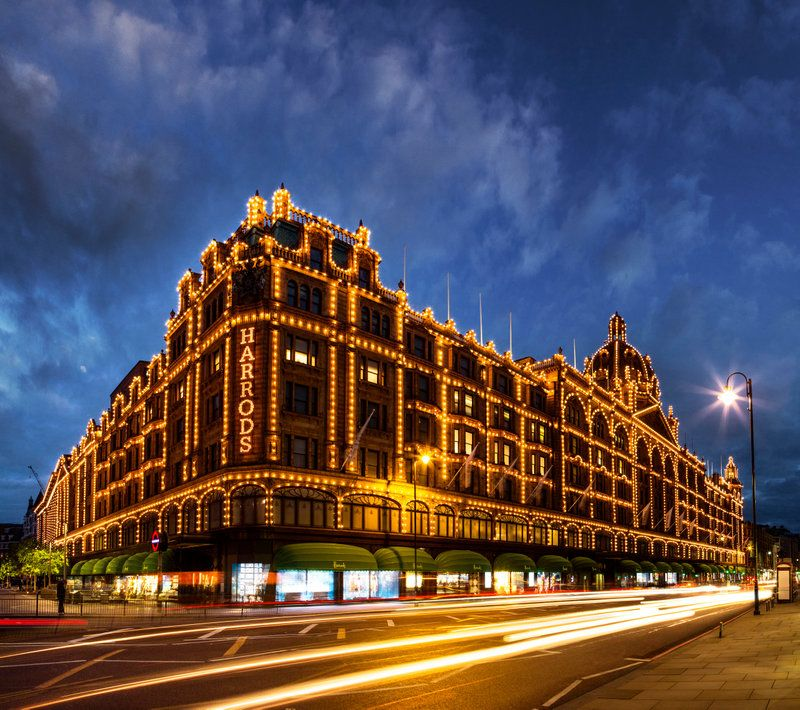 5 places in London for luxury shopping | VisitBritain