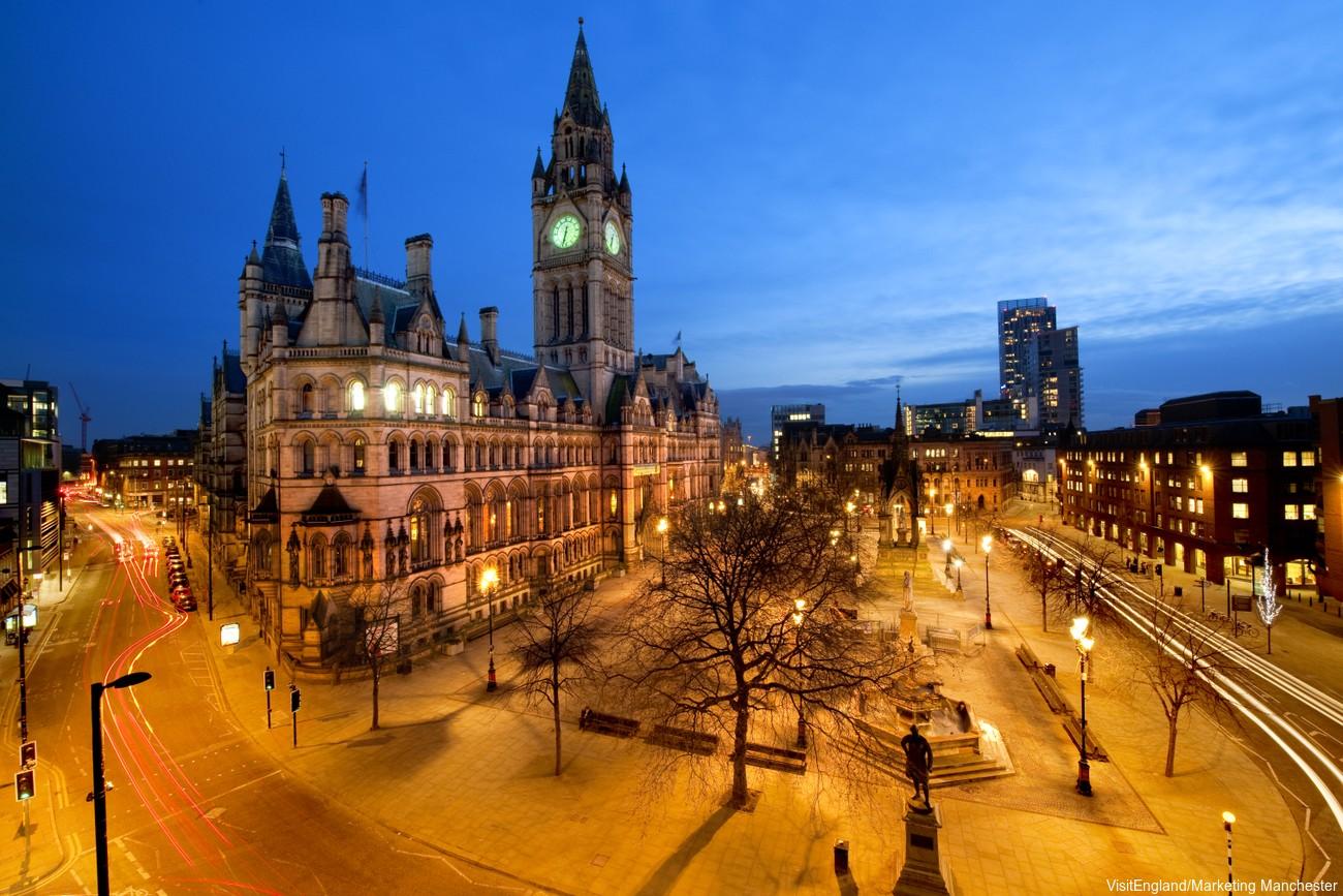 6 Gründe für Manchester
