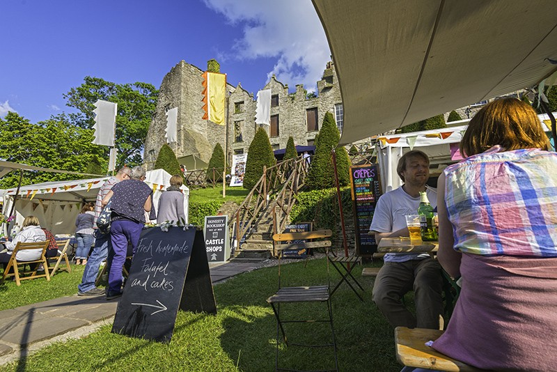 Hay-on-Wye book festival