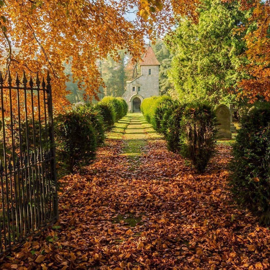Top 10 Britain In Autumn Instagram Pictures