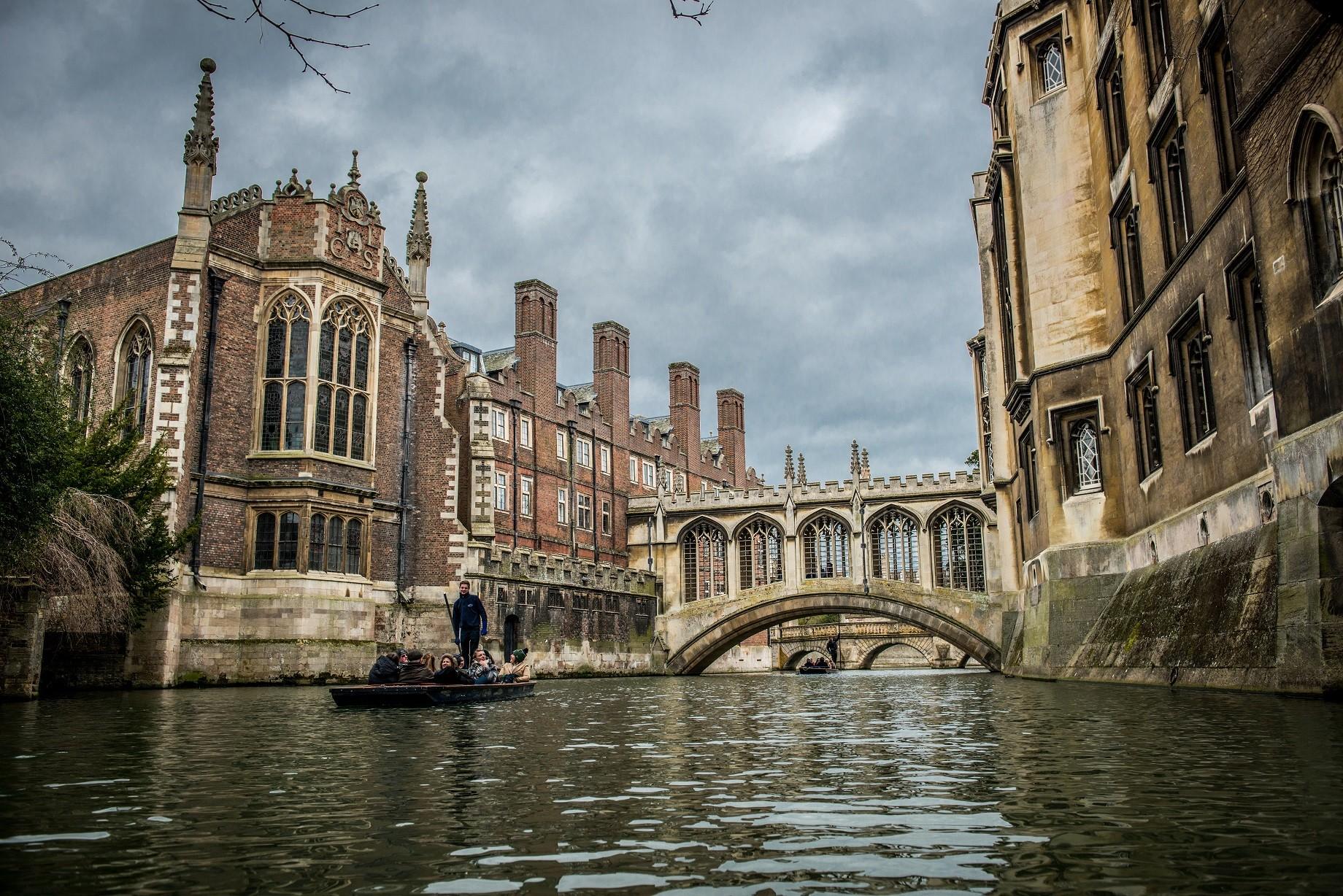 Un Weekend A Cambridge Visitbritain