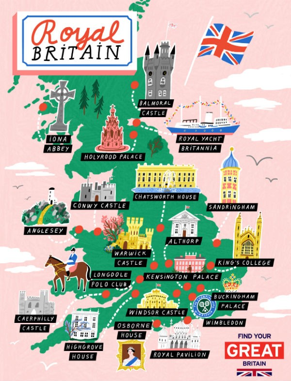 Cartina Stradale Della Scozia.Esplora La Gran Bretagna Reale E Scopri I Luoghi Sulla Nostra Mappa Visitbritain