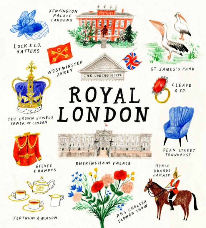 The ultimate Royal London bucket list