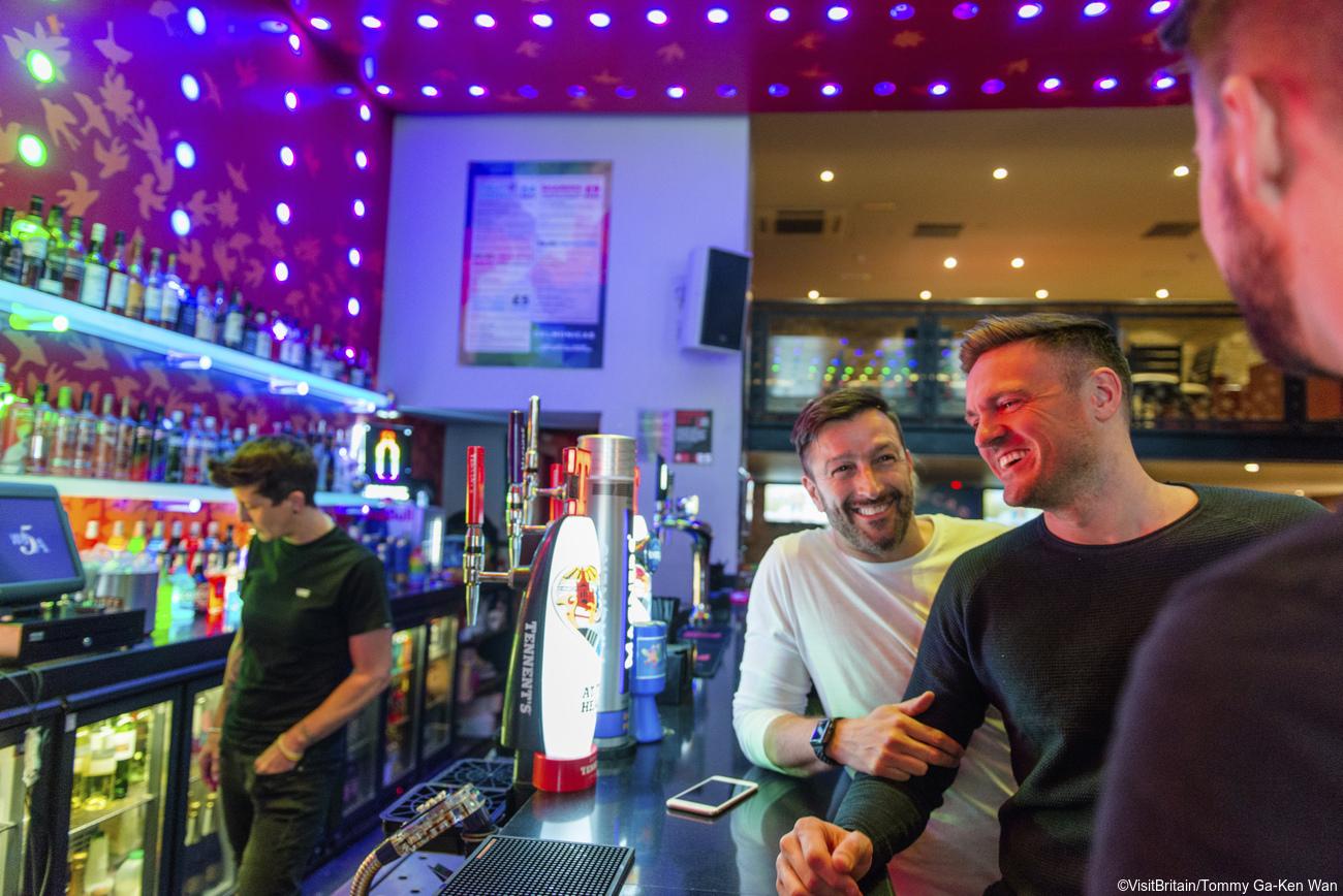 Gay dating website Glasgow