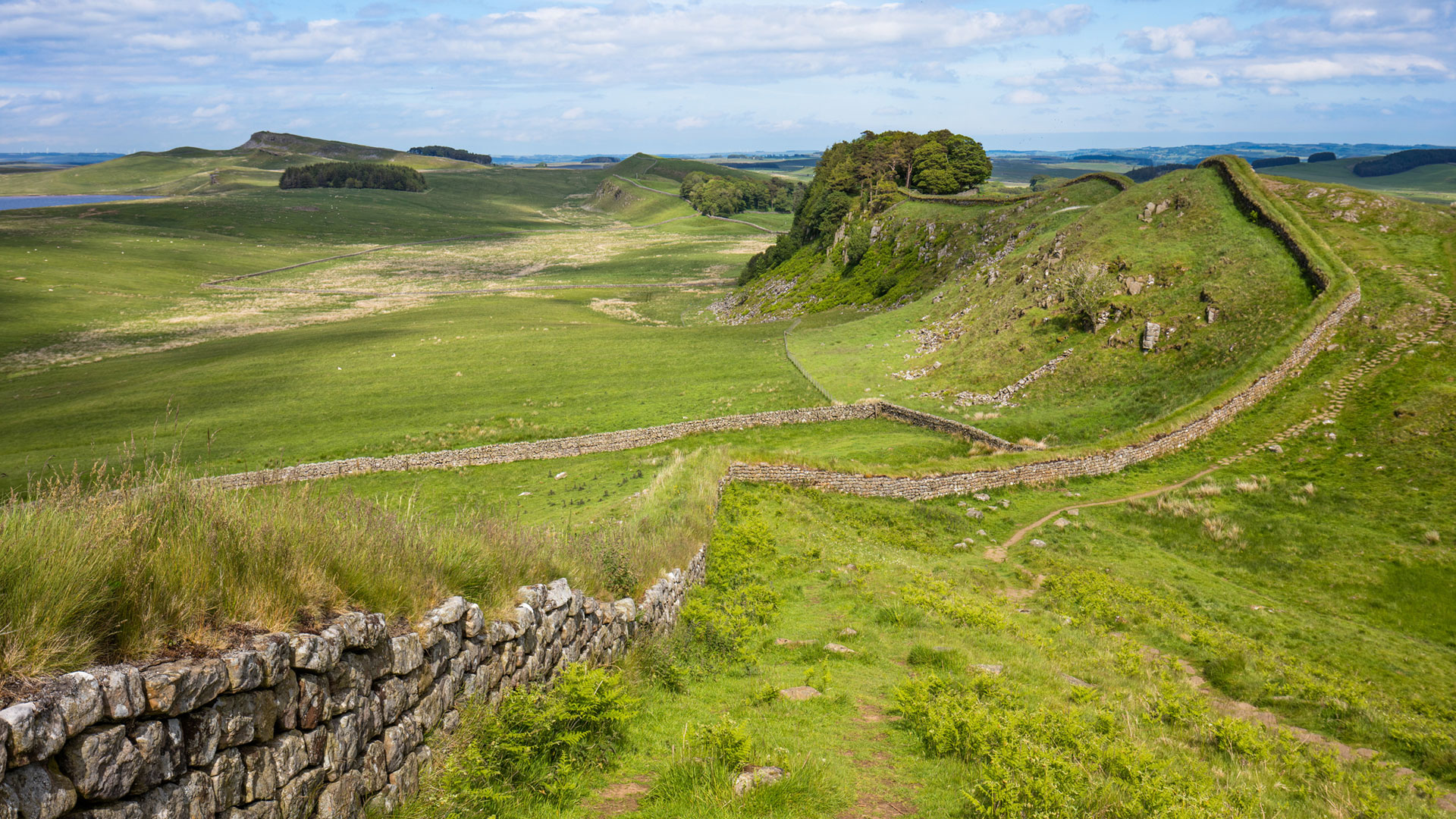 Discover The Hadrian S Wall Amp Northern England Visitbritain