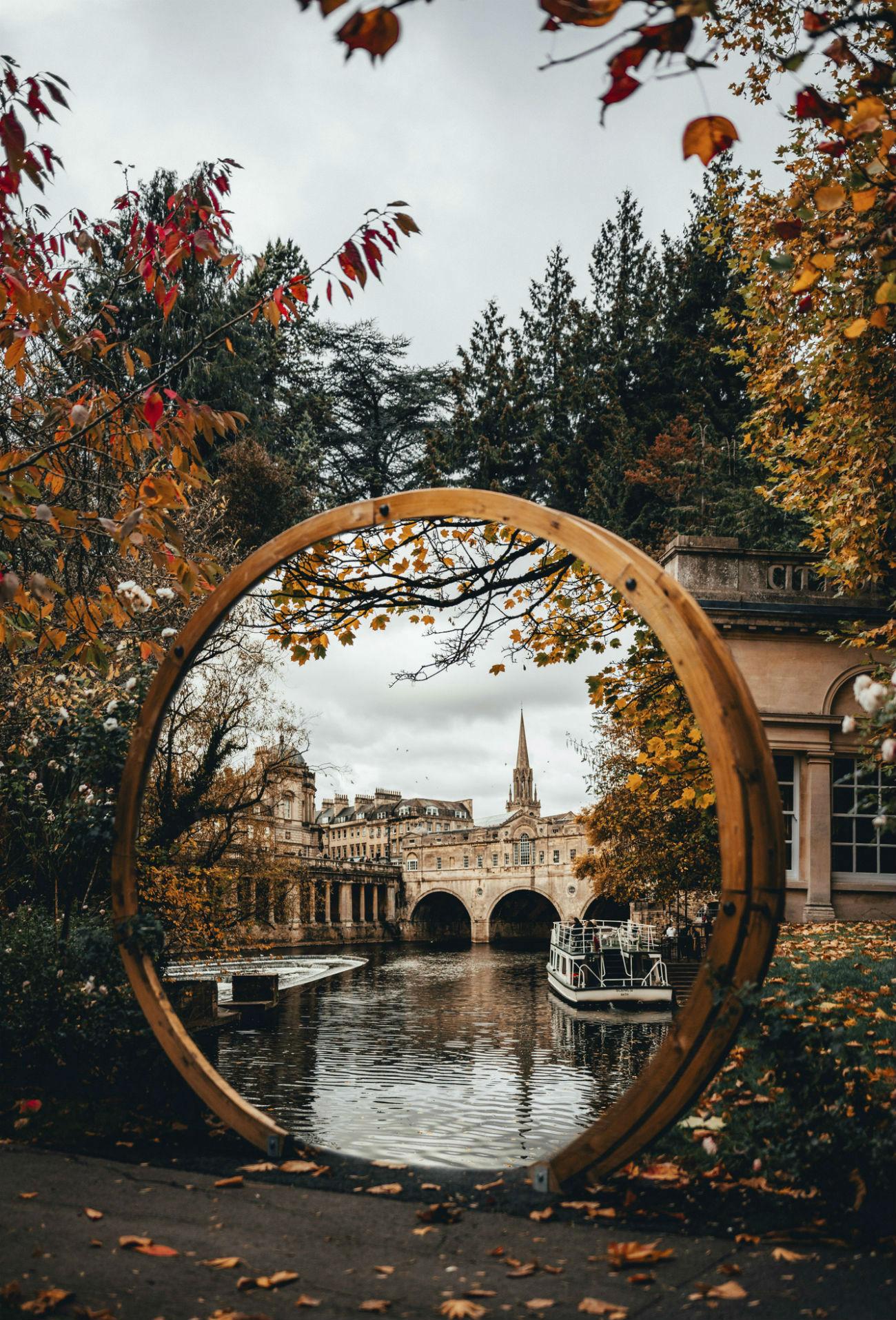 Roman Baths, Bath, England - | Amazing Places
