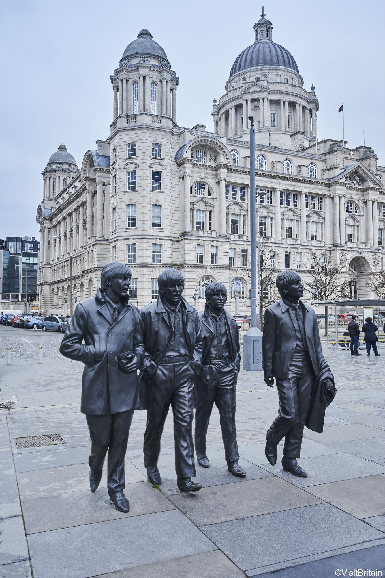 Liverpool Tipps Amp Sehensw 252 Rdigkeiten Visit Britain