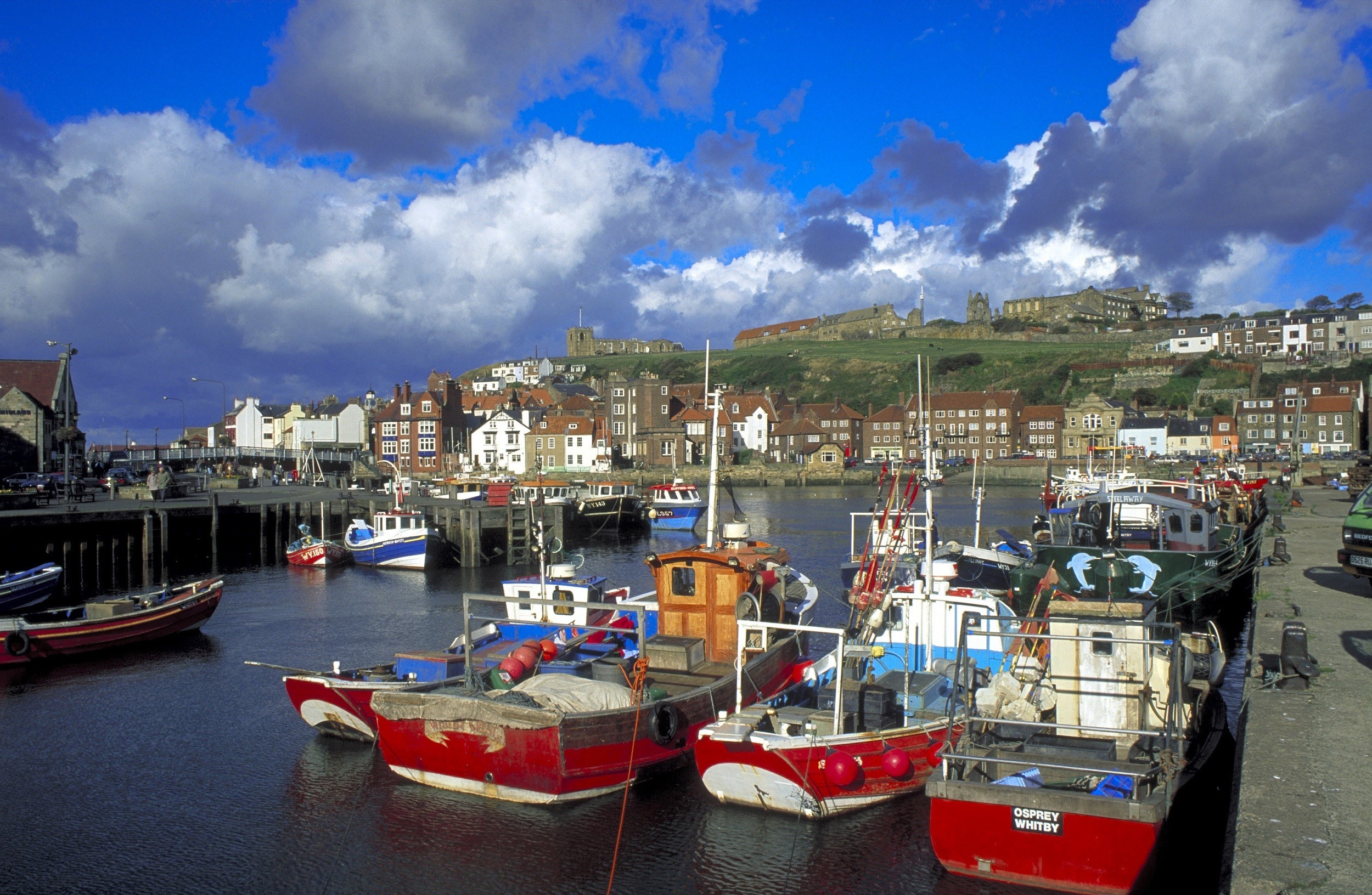Whitby Visitbritain