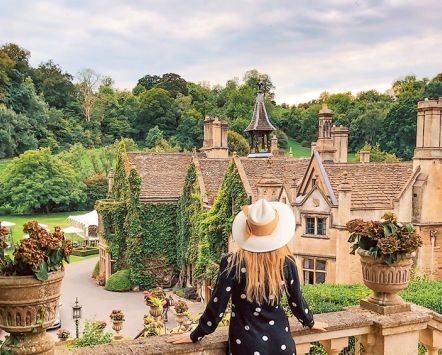 Visit Castle Combe Manor House in Wiltshire, England