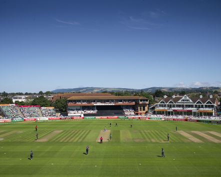Cooper Associates County Cricket Ground in Taunton