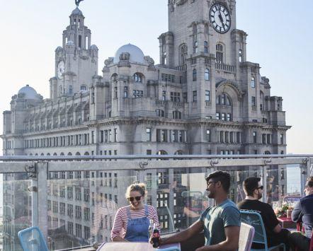 Royal Liver Building, Liverpool