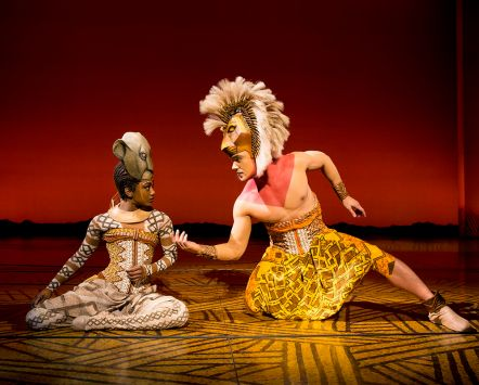 Disney's The Lion King West End show