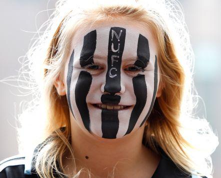 Newcastle Supporter