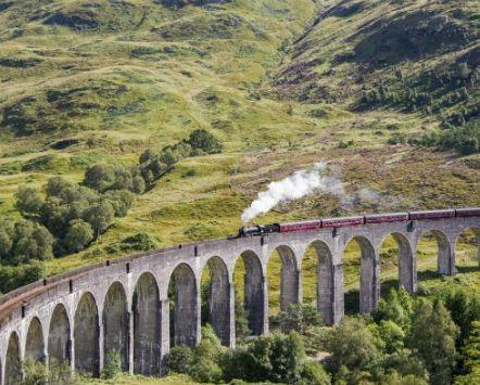 Harry Potter landscape