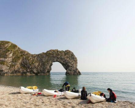 Durdle Door - Naturwunder in Großbritannien