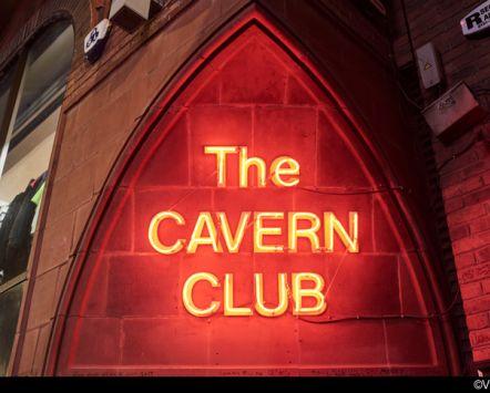 insegna del cavern club