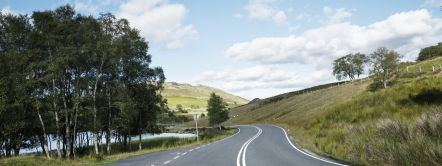 Best driving routes in Britain