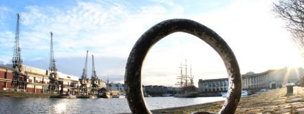 Bristol Harbourside. Credit to Paul Box/Visit Bristol