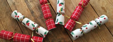 Tratditionele Britse Christmas Crackers
