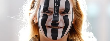 Newcastle Supporter
