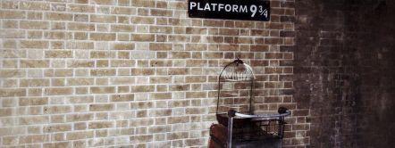 Platform 9¾ - Kings Cross Station