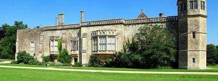 Lacock Abbey, Wiltshire, England