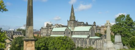 Glasgow Cathedral. Credit: VisitScotland/Kenny Lam