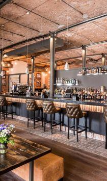 Liverpool Titanic Hotel Bar
