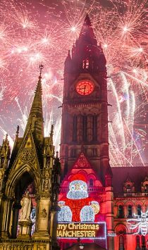 Manchester, Greater Manchester, England