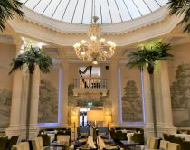 Balmoral Hotel i det centrale Edinburgh