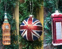 3 typisch Britse kerstversieringen