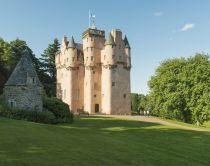 Craigievar Castle. Credit: VisitScotland/Kenny Lam