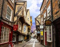 The Shambles, York, Angleterre