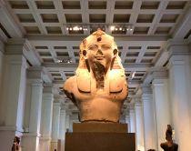 British museum egyptian hall