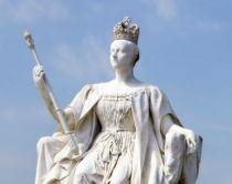 Queen Victoria Statue Kensington Palace