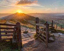 Great Ridge Derbyshire