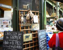 Borough Market © VisitBritain/Joanna Henderson