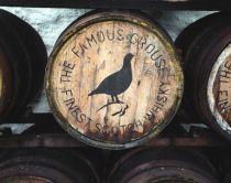 Glenturret Distillery in Perthshire, Schottland