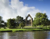 The Priory at Bolton Abbey