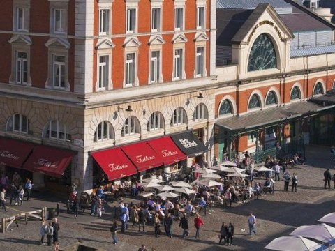 Images. Covent Garden