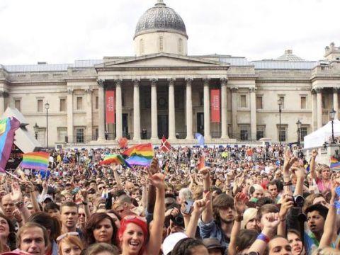 london gay scene