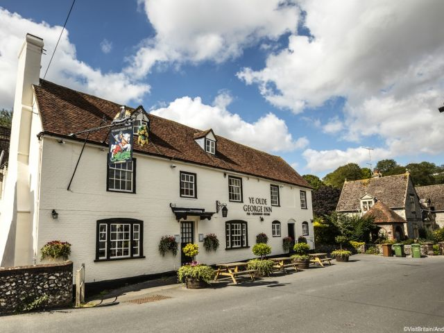 Best countyside pubs in Britain