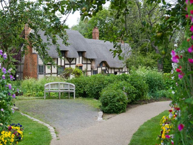 Anne Hathaway cottage