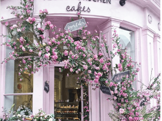 Britain's most instagrammable bakeries